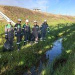 «Башнефть-Полюс» очистил от мусора водоёмы в Ненецком АО
