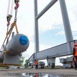 «Мечел-Сервис» поставил стальной прокат на стройплощадку олефинового комплекса в Нижнекамске