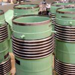 «Белэнергомаш» поставил в Индию сильфонные компенсаторы для АЭС «Куданкулам»