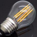 Светодиодные лампы FILAMENT — устройство, виды, характеристики достоинства и недостатки