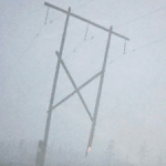В Горном улусе Якутии восстанавливают поврежденные огнем ЛЭП