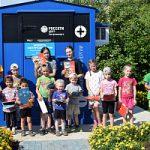 Филиал Костромаэнерго подарил праздник детям социально-реабилитационного центра «Радуга»