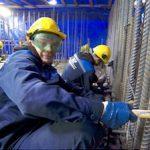 На площадке СХК бетонируют фундаментную плиту реактора БРЕСТ-ОД-300