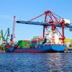 Темпы прироста грузооборота морских портов РФ за 7 месяцев увеличились в 5 раз