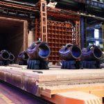 Атоммаш изготовил 16 колен ГЦН для двух атомных станций в Китае