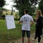 Сотрудники Тверьэнерго и участники студотряда провели урок по электробезопасности