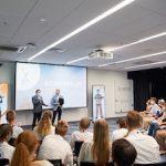 Юниоры Росатома стали гостями чемпионата AtomSkills-2021 в Екатеринбурге