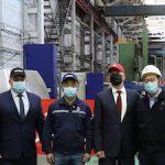 Петрозаводскмаш приступил к сборке корпусов насосов для китайской АЭС «Тяньвань»