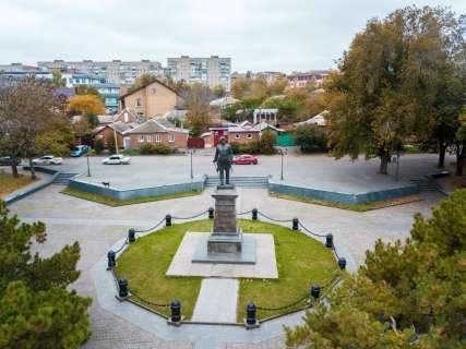 Центральная площадь Таганрога