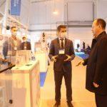 В «Россети Ленэнерго» открылась выставка современного энергооборудования