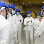 На Кольской АЭС рассказали армянским журналистам об опыте модернизации энергоблоков ВВЭР-440