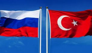 флаг турция россия