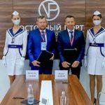 «Восточный Порт» и «РЖД Бизнес Актив» договорились о сотрудничестве в области развития контейнерных перевозок