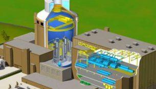 американский реактор ap1000