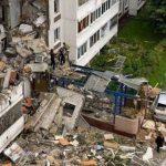 Видео последствий аварии газопровода в подмосковном Ногинске 8 сентября 2021 года