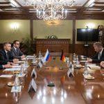 Новак обсудил по Спецпредставителем Германии транзит российского газа