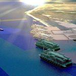 Для проекта «Арктик СПГ 2» доставлены первые технологические модули