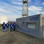 Мобильный лазерный комплекс испытан на учениях МЧС России в Арктике
