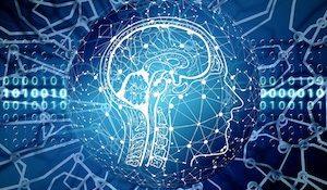 мозг цифра нейроны