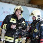 На Курской АЭС потушили условный пожар в турбинном цехе
