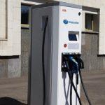 В России может появиться единый оператор зарядных станций для электромобилей